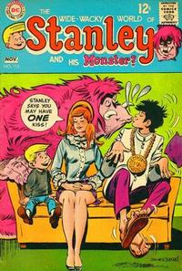 Cover Thumbnail for Stanley and His Monster (DC, 1968 series) #112
