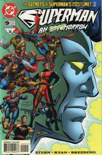 Cover Thumbnail for Superman: The Man of Tomorrow (DC, 1995 series) #9