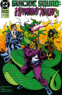 Cover Thumbnail for Suicide Squad (DC, 1987 series) #53