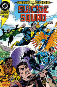 Cover Thumbnail for Suicide Squad (DC, 1987 series) #58