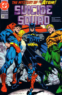 Cover Thumbnail for Suicide Squad (DC, 1987 series) #59