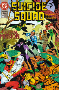 Cover Thumbnail for Suicide Squad (DC, 1987 series) #66
