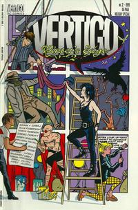 Cover Thumbnail for Vertigo: Winter's Edge (DC, 1998 series) #2