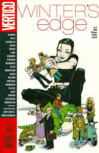 Cover Thumbnail for Vertigo: Winter's Edge (DC, 1998 series) #3