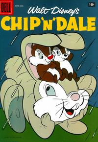 Cover Thumbnail for Chip 'n' Dale (Dell, 1955 series) #10