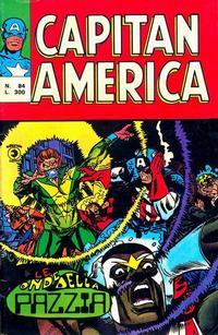 Cover Thumbnail for Capitan America (Editoriale Corno, 1973 series) #84
