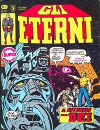Cover Thumbnail for Gli Eterni (Editoriale Corno, 1978 series) #1