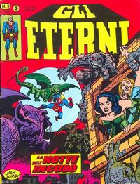 Cover Thumbnail for Gli Eterni (Editoriale Corno, 1978 series) #3