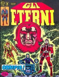 Cover Thumbnail for Gli Eterni (Editoriale Corno, 1978 series) #4