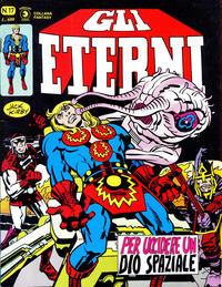 Cover Thumbnail for Gli Eterni (Editoriale Corno, 1978 series) #17