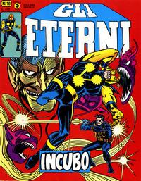 Cover Thumbnail for Gli Eterni (Editoriale Corno, 1978 series) #18