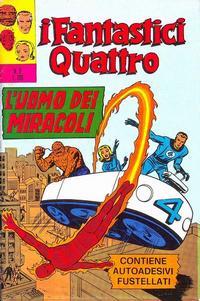Cover Thumbnail for I Fantastici Quattro (Editoriale Corno, 1971 series) #2