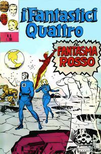 Cover Thumbnail for I Fantastici Quattro (Editoriale Corno, 1971 series) #9
