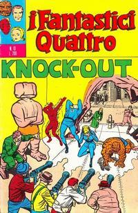 Cover Thumbnail for I Fantastici Quattro (Editoriale Corno, 1971 series) #11