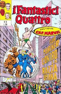 Cover Thumbnail for I Fantastici Quattro (Editoriale Corno, 1971 series) #15