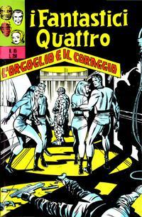 Cover Thumbnail for I Fantastici Quattro (Editoriale Corno, 1971 series) #85