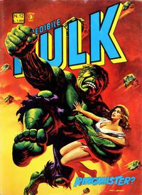 Cover Thumbnail for L'Incredibile Hulk (Editoriale Corno, 1980 series) #12