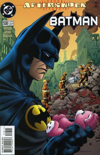 Cover for Batman (DC, 1940 series) #558