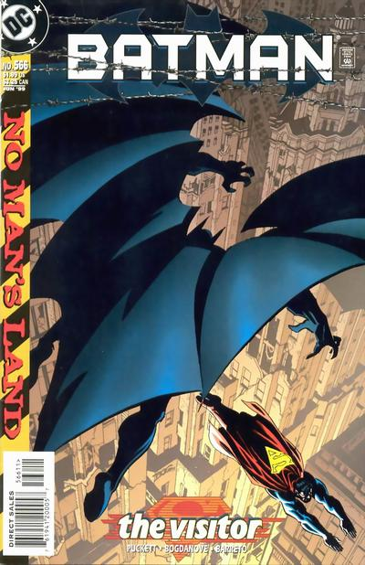 Cover for Batman (DC, 1940 series) #566