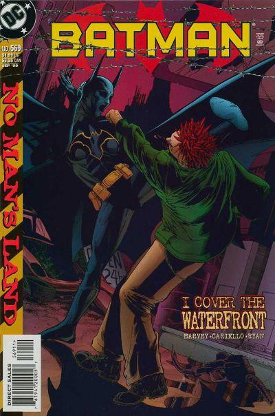 Cover for Batman (DC, 1940 series) #569