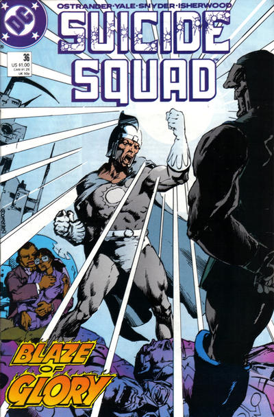 Cover for Suicide Squad (DC, 1987 series) #36