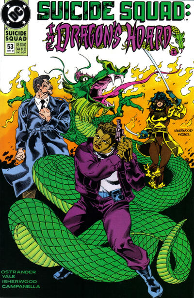Cover for Suicide Squad (DC, 1987 series) #53