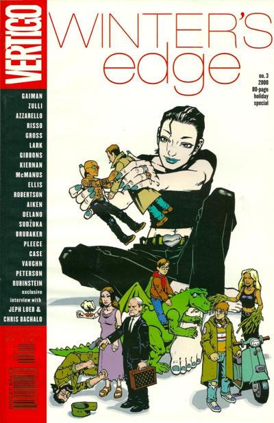 Cover for Vertigo: Winter's Edge (DC, 1998 series) #3