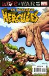 Cover for Incredible Hercules (Marvel, 2008 series) #124