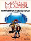 Cover for Bob Morane (Le Lombard, 1975 series) #15 - Een roos voor de Gele Schaduw
