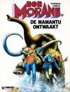 Cover for Bob Morane (Le Lombard, 1975 series) #17 - De Mamantu ontwaakt