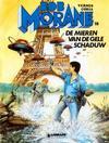 Cover for Bob Morane (Le Lombard, 1975 series) #18 - De mieren van de Gele Schaduw