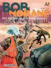 Cover for Bob Morane (Le Lombard, 1975 series) #32 - Het dal van de brontosaurussen