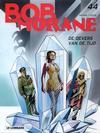 Cover for Bob Morane (Le Lombard, 1975 series) #44 - De oevers van de tijd