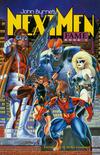 Cover for John Byrne's Next Men (Dark Horse, 1993 series) #3