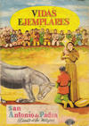 Cover for Vidas Ejemplares (Editorial Novaro, 1954 series) #7