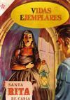 Cover for Vidas Ejemplares (Editorial Novaro, 1954 series) #13