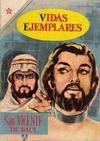 Cover for Vidas Ejemplares (Editorial Novaro, 1954 series) #15