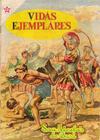 Cover for Vidas Ejemplares (Editorial Novaro, 1954 series) #16