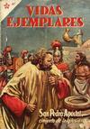 Cover for Vidas Ejemplares (Editorial Novaro, 1954 series) #21