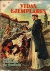 Cover for Vidas Ejemplares (Editorial Novaro, 1954 series) #23
