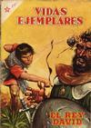 Cover for Vidas Ejemplares (Editorial Novaro, 1954 series) #25