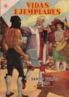 Cover for Vidas Ejemplares (Editorial Novaro, 1954 series) #31