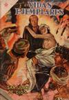 Cover for Vidas Ejemplares (Editorial Novaro, 1954 series) #34