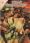 Cover for Vidas Ejemplares (Editorial Novaro, 1954 series) #35