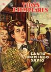 Cover for Vidas Ejemplares (Editorial Novaro, 1954 series) #36