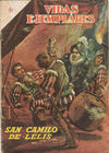 Cover for Vidas Ejemplares (Editorial Novaro, 1954 series) #38