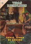 Cover for Vidas Ejemplares (Editorial Novaro, 1954 series) #39