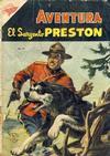 Cover for Aventura (Editorial Novaro, 1954 series) #6