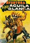Cover for Aventura (Editorial Novaro, 1954 series) #8