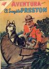 Cover for Aventura (Editorial Novaro, 1954 series) #128